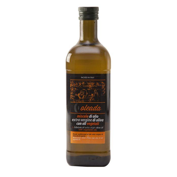 miscela di olio extravergine di oliva