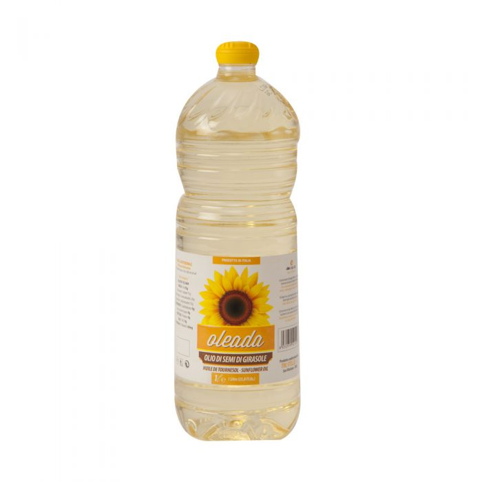 Olio di semi di girasole 1 L