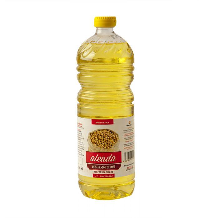 olio di semi di soia